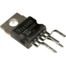 2002-TDA AUDIO CHIP  ST-MIRO ORIGNAL