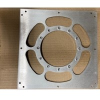 Russian Tube Mounting Plate Adapter