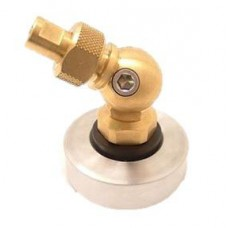Fatboy Puck#2 (Brass Swivel Quick Disconnect Mount)
