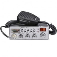 UNIDEN 40-CHANNEL CB RADIO WITH SWR 3w D.K. 20w PEP