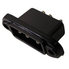 3 Pin Power Cord Jack