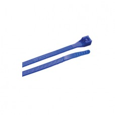 "8"" Long Blue Cable Ties (Pack of 100)"