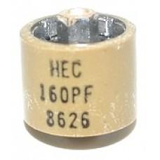 5KV 160pF Small Cap
