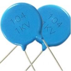 1KV 104 Ceramic Capacitor