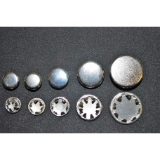 Nickle-Plated Snap-in Plugs