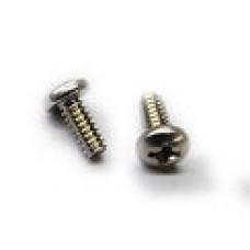 """Phil Pan Head Screw 6-32 3/8"""" (Pack 100) Stainless Steel"""