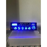 Cobra 29 Chrome, Blue Nitro Knobs, Mosfet Final, New CB Radio