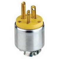 3-Wire Grounding Plug