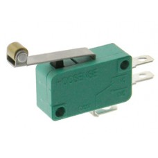 10A SPDT Mini Snap Switch with Roller