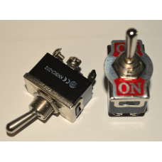DPDT Full Size Toggle Switch On-On / On-Off