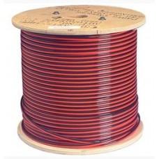 #16 Automotive Zip Cord Red/Black