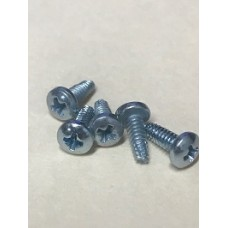 Heat Sink Screws 4-40 5/16""